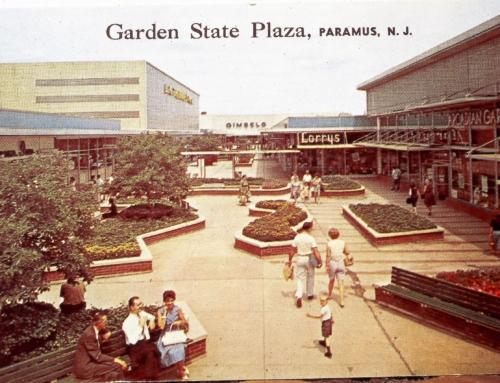 GARDEN STATE PLAZA – 1958