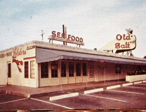 OLD SALT RESTAURANT