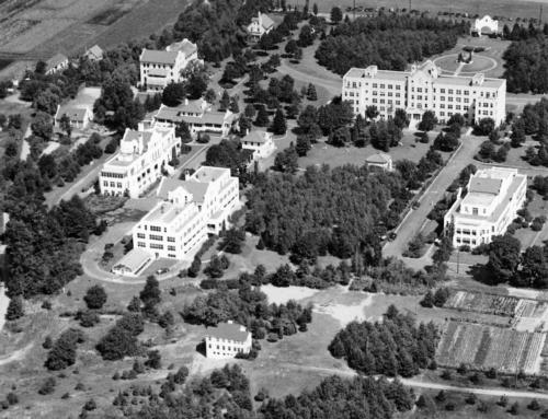BERGEN COUNTY ISOLATION HOSPITAL (Bergen Pines)