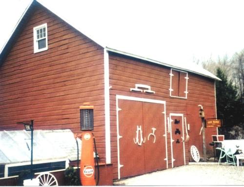 The Fritz Behnke Barn