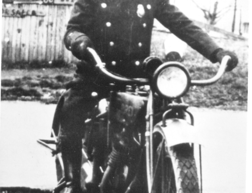 FIRST POLICE OFFICER