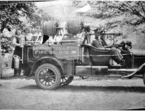 PARAMUS FIRE DEPARTMENT – COMPANY 2