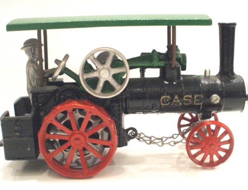 MINIATURE STEAM FARM TRACTOR TOY